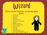Magical Wizard Themed Classroom Bundle- INSPIRED by Harry Potter