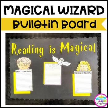 Magical Wizards Bulletin Board