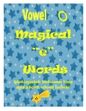"Magical ""e"" Game:  Distinguish Between Long and Short Vowel o"