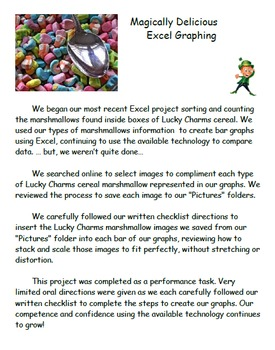 Magically Delicious Excel-lent Graphing