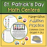Magic Math Marshmallows - Common Core St. Patrick's Day Addition