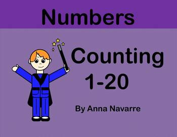 Magician Counting 1-20