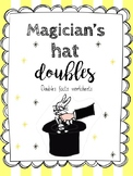 Magician's Hat Doubles Worksheets - Doubles Facts 1-10