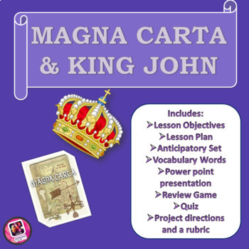 magna carta worksheets high school magna best free printable worksheets. Black Bedroom Furniture Sets. Home Design Ideas