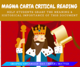 Magna Carta Critical Reading