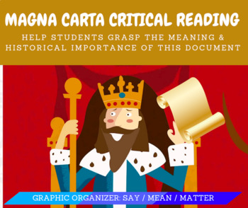Magna Carta Critical Reading