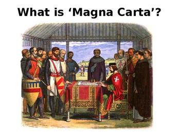 Magna Carta History and Quiz