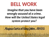 Magna Carta Lesson for Middle School