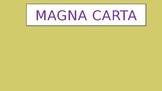 Magna Carta Power Point