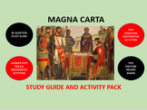 Magna Carta: Study Guide and Activity Pack