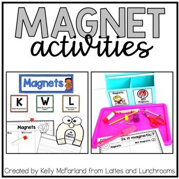 Magnet Activities {Mini Unit}