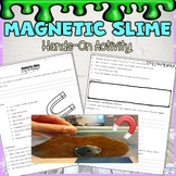 Magnet Hands on Slime Activity