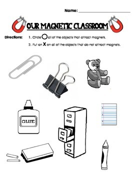 Magnet Activity and Assessment