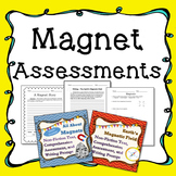 Magnet Non-Fiction Passage and Writing Task Science Assess