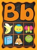 Magnet Beginning Sounds Alphabet Letter Mat Activity Boards Posters Anchor Chart