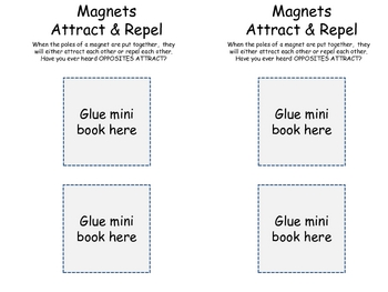 Magnet Book Project