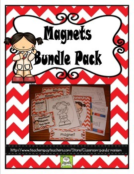 Magnets Bundle Pack (Task Cards Included)