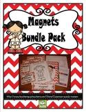 Magnets Bundle Pack (Task Cards Included)