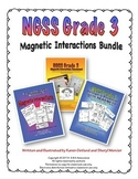 Magnet  Bundle Grade 3 NGSS Forces and Interactions