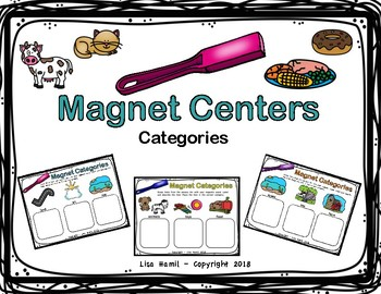 Magnet Centers - Categories
