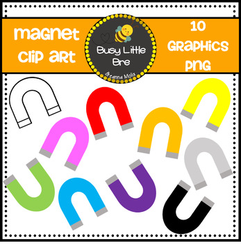 Magnet Clipart - Freebie!