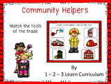 Magnet Community Helpers - Tools of the Trade