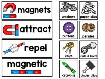 Magnet Craftivity