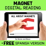 Magnet Reading Comprehension for Google Classroom - Distance Learning