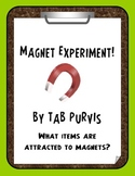 Magnet Experiment Attracting