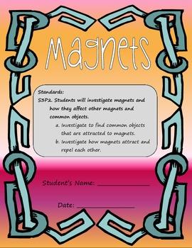 Magnet Experiments Booklet