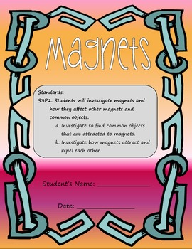Magnet Experiments Booklet