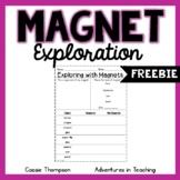 Magnet Exploration FREEBIE