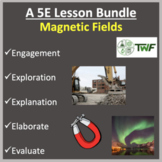 Magnetic Fields - 5E Lesson Bundle