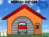 Magnet Garage- ORGANIZE YOUR CLASSROOM!!!