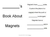 Magnet Investigations Mini-Book