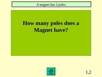 Magnet Jeopardy
