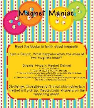 Magnet Maniac Center