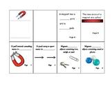 Magnet Mini-book Template