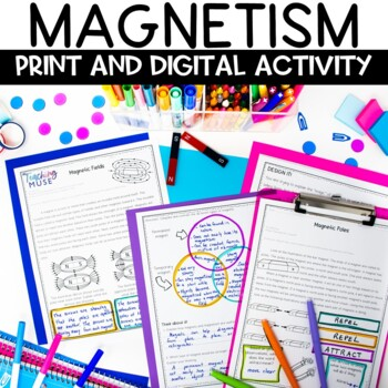 Magnet Nonfiction Article and Activity