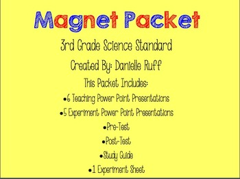 Magnet Packet
