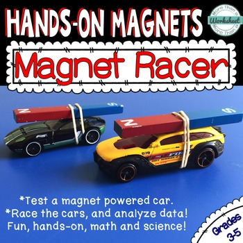 Magnet Racer: Hands-on Magnets!