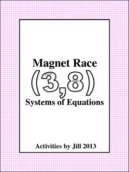 Magnet Races: Systems of Equations