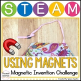 Magnet STEM & STEAM NGSS 3-PS2-3  3-PS2-4