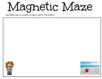Magnet STEM Activity