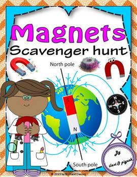 Magnets Scavenger Hunt