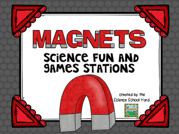 Magnet Science FUN and Games Stations