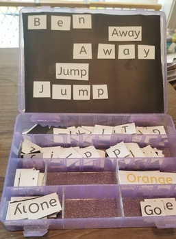 Magnet Sight Words
