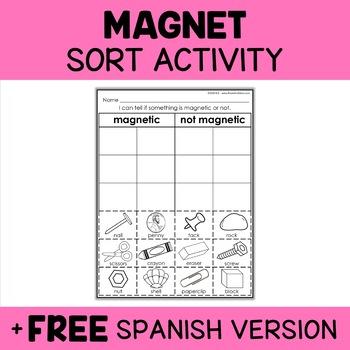 Magnet Sort Activity