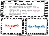 Magnet Sorting Experiment FREEBIE