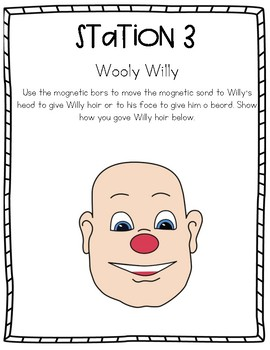 Magnet Station Rotations Mini Book